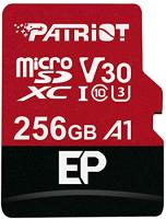 Karte Memorie Patriot EP Series 256Gb Micro SDXC V30