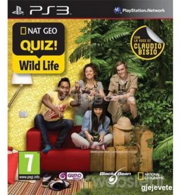 Ps3 Nat Geo Quiz Wild Life