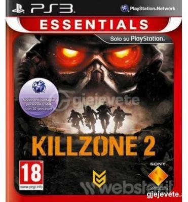 Ps3 Killzone 2 Essentials