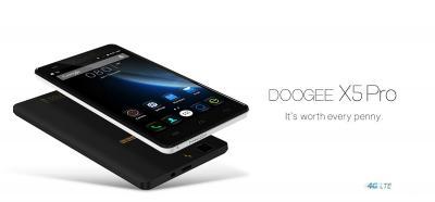 SMARTPHONE DOOGEE X5 Pro