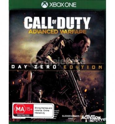 Xbox One Call Of Duty Advanced Warfare Day Zero Edition