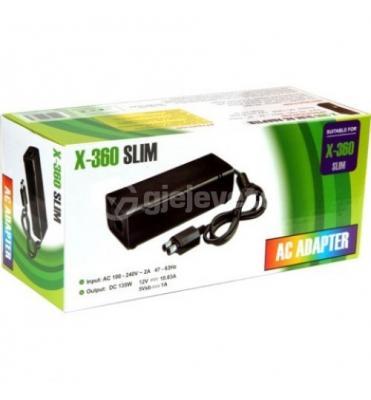 Ac Adapter Xbox 360 E-Slim