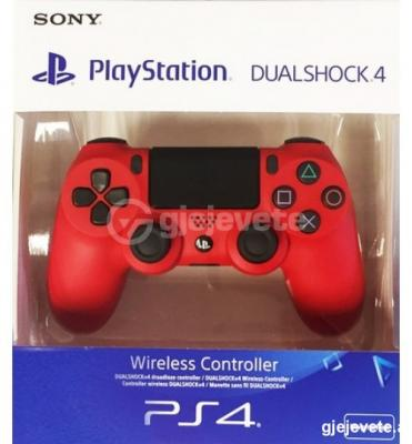 Controller Ps4 Sony Dualshock V2 Wireless (Magma Red)