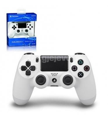 Controller Ps4 Sony Dualshock Wireless Controller (White)