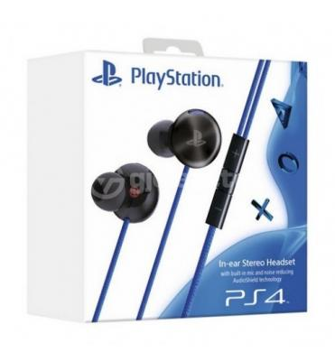 Headset Ps4 In-ear Stereo Headset