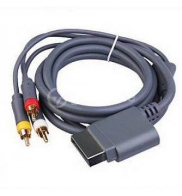 Cable Av Xbox 360 Audio Video Cable