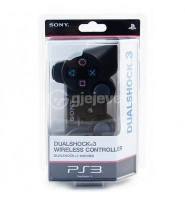 Controller Ps3 Sony Dualshock Wireless Controller (Black)