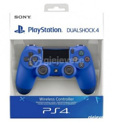 Controller Ps4 Sony Dualshock V2 Wireless (Blue)