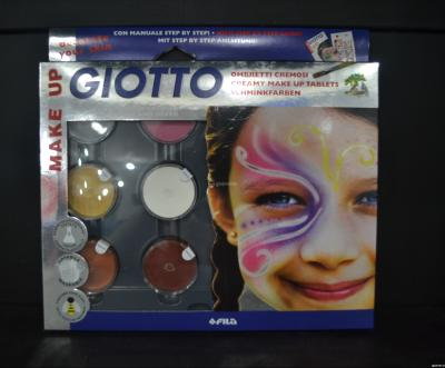 Set make up glamour