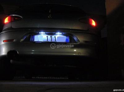 LED targash