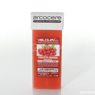 Arcocere Velour Bio Frutti Rossi.100 ml.