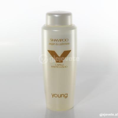 Young Shampoo Argan & Cashmere. 300 ml.