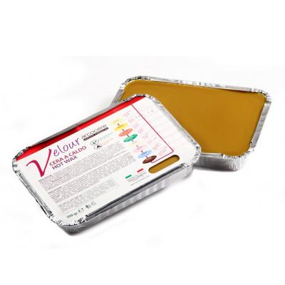 Arcocere Velour Cera a Caldo Hot Wax.Miele Honey 1000 gr.