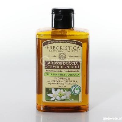 L'Erboristica Mousse Doccia Te Verde. 300 ml.