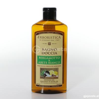L'Erboristica Bagno Doccia Bergamotto & Abete Bianco. 400 ml.