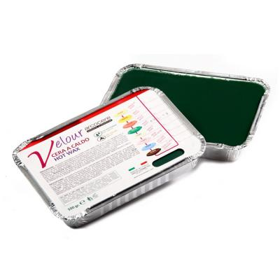 Arcocere Velour Cera a Caldo Hot Wax. Verde Greeen 1000 gr.