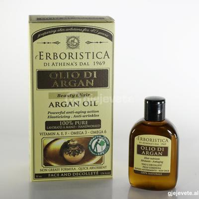 L'Erboristica Olio di Argan. 50 ml.