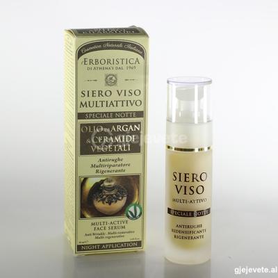 L'Erboristica Siero Viso Multiattivo. 30 ml.