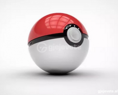 Power Bank Pokemon Pokeball