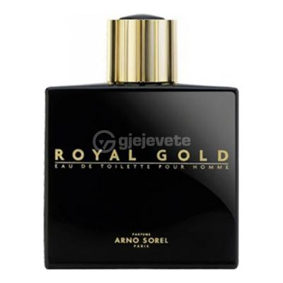 Parfume Royal Gold. 100 ml.
