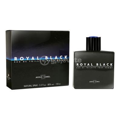 Parfume Royal Black. 100 ml.