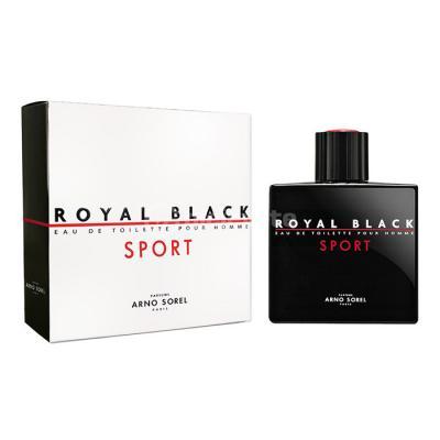 Parfume Royal Black Sport. 100 ml.