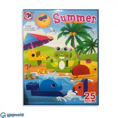 Summer Blocks Paradise