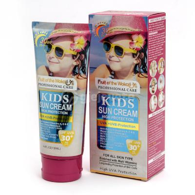 Krem Per Mbrojtjen ndaj Diellit Per femije