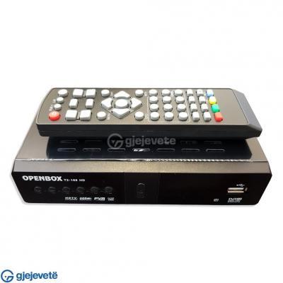 Dekoder OpenBox T2-168HD