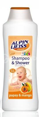 Shampo Alpin Weiss