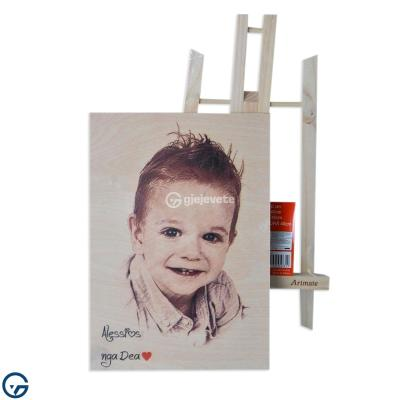 Portret i personalizuar+kavalet