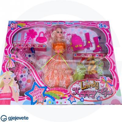 Kukulla Barbie Me Aksesore