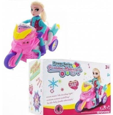Barbi Me Motociklete