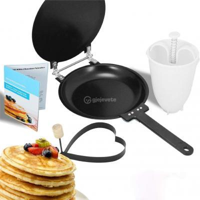 Tigan i Dyanshem Per Pancake