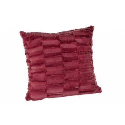 Jastek dekorativ Sahara Delux  45x45, Kuqe