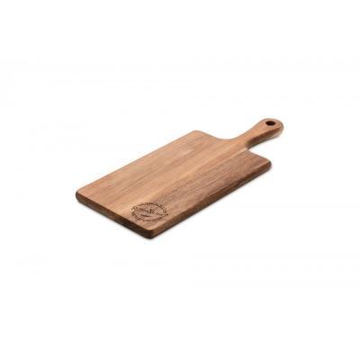 Pjatë druri e vogël, 38x15,5 cm