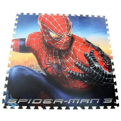 Tapet Puzzle Spiderman