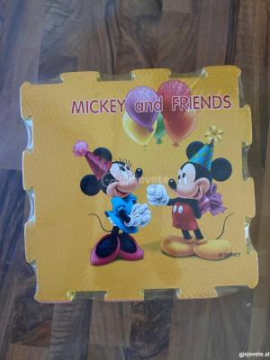 Tapet Puzzle Disney Princess
