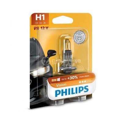 Llampe Philips Vision H1 12V 55V +30% Per Makine