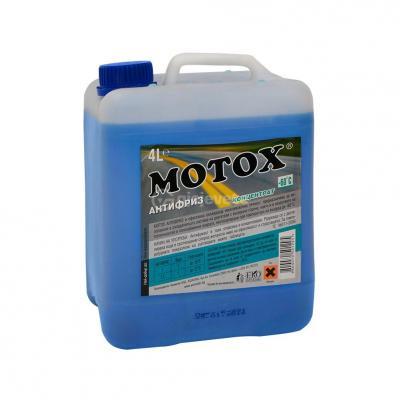 Antifriz MOTOX 4L -60°C Koncentrat