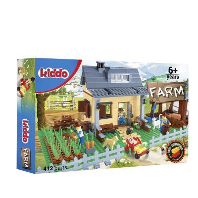 Lojëra për fëmijë me Farm