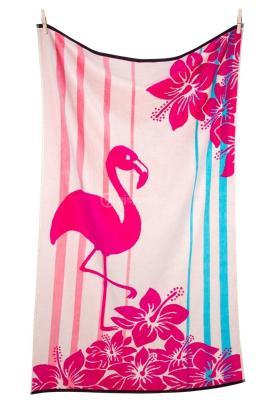 Peshqir Plazhi Flamingo