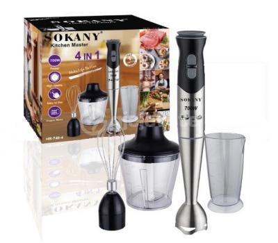 Set Blender Sokany