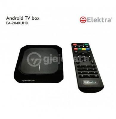 ANDROID TV BOX ELEKTRA EA-204KUHD