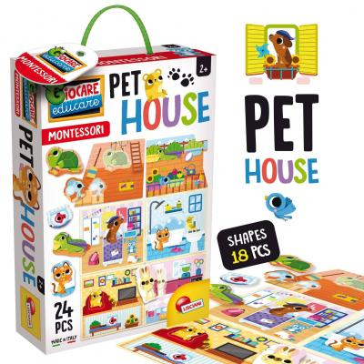Montessori – Pet House