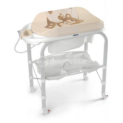 Tavoline Me Vaske Per Femije