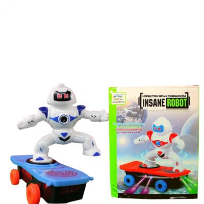 Robot Me Skateboard