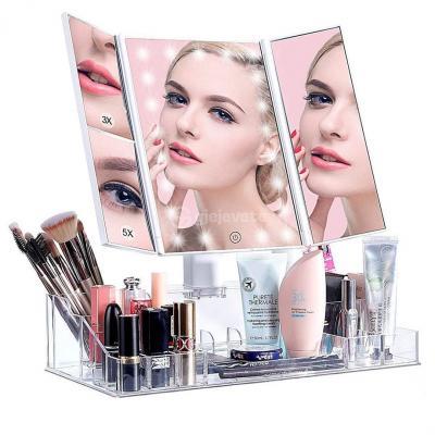 Pasqyre Me Kuti Per Makeup