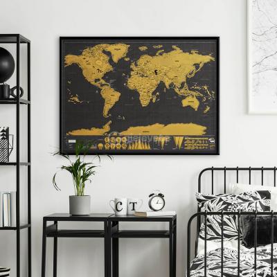 Harta e Botes Me Gervishtje