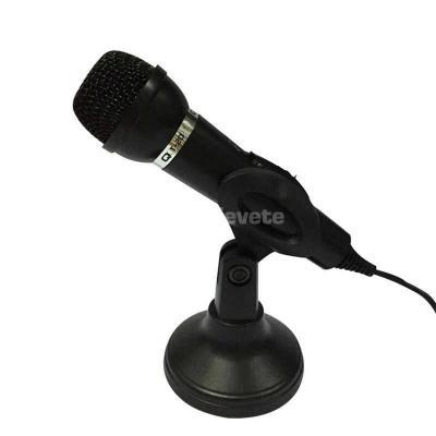 Mikrofon Me Stativ